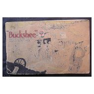"""BUCKSHEE"" - A Pictorial Record Of The Work Of The N.Z.Y.M.C.A On Active Service"