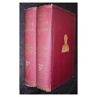 Julian The Apostate By Gaetano Negri In Two Volumes Fisher Unwin 1905