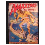 SCI-FI Magazine - Amazing Stories - Vol.24 No 12 December 1950