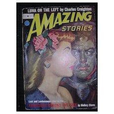 SCI-FI Magazine - Amazing Stories - Vol.23 1951
