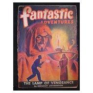 SCI-FI Magazine - Fantastic Adventures VOL.9 No 7 June 3 1947