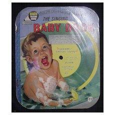 Magic Talking Book 'The Singing Baby Book'