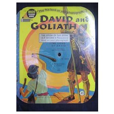 Magic Talking Book 'David and Goliath'