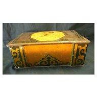 King Edward VIII Souvenir Coronation Tin 'CREMONA' Toffees