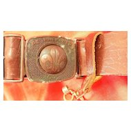 BOY SCOUT Belt New Zealand