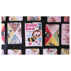 BUSY BEE Chldren's Playing Card Game