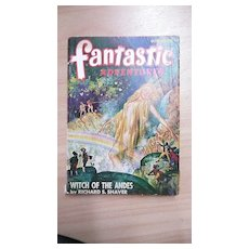 Sci-Fi Magazine - Fantastic Adventures - Vol 9. No 6. October 1947