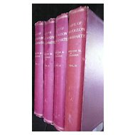 Life of Napoleon Bonaparte In Four Volumes - W.M. SLOAN 1906