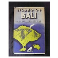Island of Bali  - Miguel Covarrubias 1938