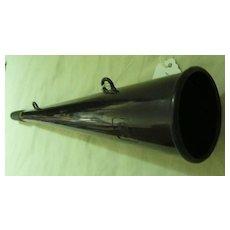 Railways 'Ganger's' Warning Horn