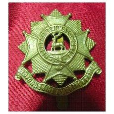 WW1 British Army Badge - Bedfordshire & Hertfordshire