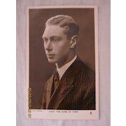 H.R.H. The Duke  of York