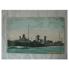 H.M. Torpedo Boat No. 110