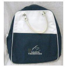 Lloyd Trestino Shipping Line Cabin Bag