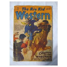 The Rio Kid Western - December 1948