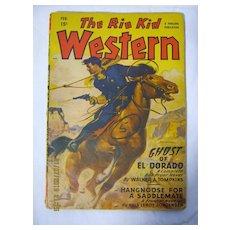 The Rio Kid Western - February 1949