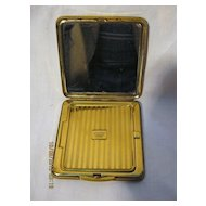 BOAC Airlines Souvenir Ladies Powder Compact