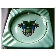 West Point Academy Ashtray