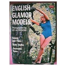 1966 English Glamour Models Magazine