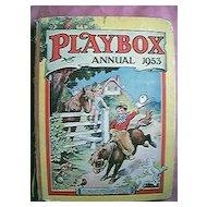 Playbox Annual 1953