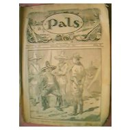 PALS Comic Book August 13th 1921