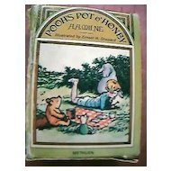 Pooh Bear Mini Book Set 1976