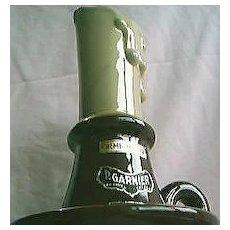 Garnier Candle Holder Decanter