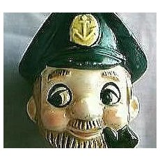 Sea Captain Bottle Stopper