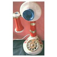 Vintage Garnier Telephone Decanter