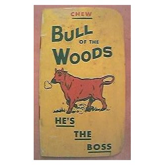 Vintage Chewing Tobacco Booklet