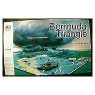 "Rare Vintage 1963 "" Bermuda Triangle"" Game"