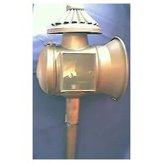 Victorian Carriage Lamp