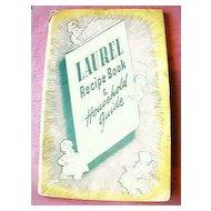 "Vacume Oil Company ""Laurel"" Recipe Book"