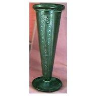 """Edwardian Art Nouveau """"Beldray"""" Copper Vase"""