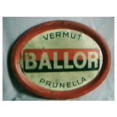 BALLOR Advertising Tray