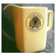 Narcisse Brandy Jug