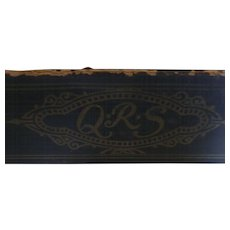QRS Original Piano Roll You Try Somebody Else Fox Trot #94904