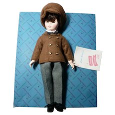"""Madame Alexander 12"""" Little Women Laurie #1326"""