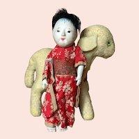 Sweet Japanese Itchimatsu Doll