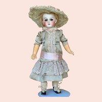 """Charming 11 1/2""""  """"Belton-type"""" doll"""