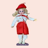 Diminutive Handwerck child doll
