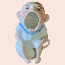 "Whimsical Schaefer Vater "" Big Mouth "" potty baby """