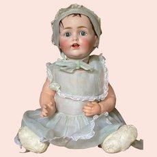 All original Kestner 257 Character baby