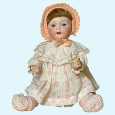 AM Character Baby with unusual mold number 750