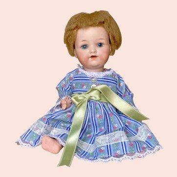 """Tiny 8 1/2"""" Armand Marseille 990 Baby"""