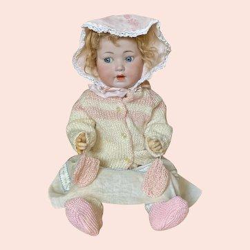 "18' German Character Baby "" P M 914 """