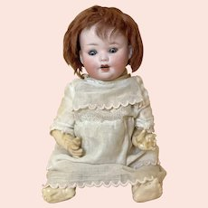 """Cabinet size 10"""" ( 25 cm ) German Baby incised """" P. M. 914 Germany 2/0 """""""