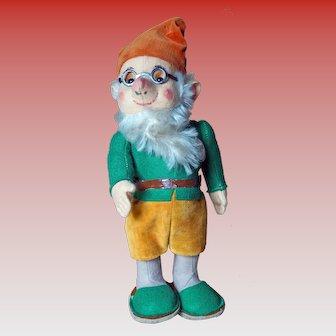 """Schuco """" Yes-No"""" Gnome/Elf"""