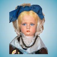 Lenci 300 Series Cloth Doll
