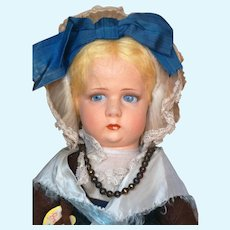 Lenci 300 Series Cloth Doll